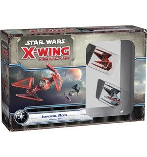 Star Wars X-Wing Imperial Aces Expansion/Tilleggspakke