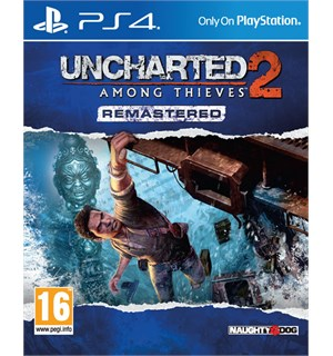 Uncharted 2 Remastered PS4 Among Thieves