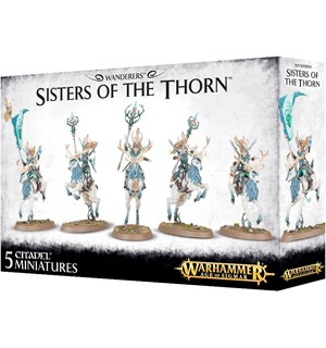 Wanderers Sisters of the Thorn Warhammer Age of Sigmar