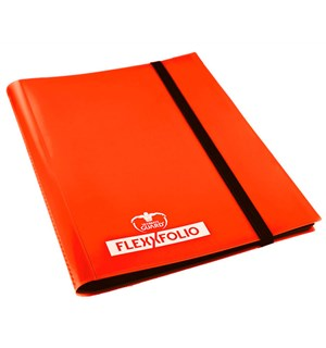 Album FlexXfolio 20 x 9-pocket Oransje 360 kort Side-Loading Utlimate Guard