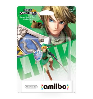 Amiibo Figur Link Super Smash Bros Collection