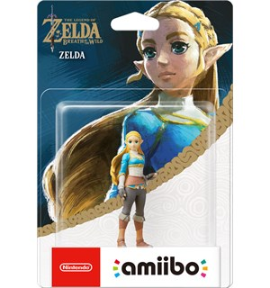 Amiibo Figur Zelda Breath of the Wild The Legend of Zelda Breath of the Wild