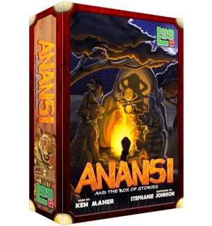 Anansi and the Box of Stories Kortspill