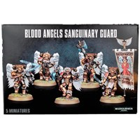 Blood Angels Sanguinary Guard 2014 utg. Warhammer 40K - 2014 Edition