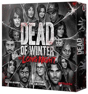 Dead of Winter The Long Night Brettspill Frittstående utvidelse - Dead of Winter