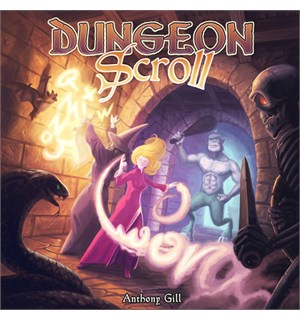 Dungeon Scroll Kortspill