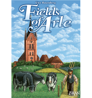 Fields of Arle Brettspill