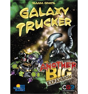 Galaxy Trucker Another Big Expansion Utvidelse til Galaxy Trucker