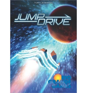 Jump Drive Kortspill Race for the Galaxy Jump Drive