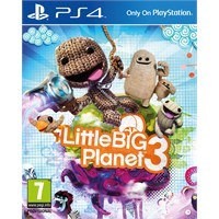 Little Big Planet 3 PS4 LittleBigPlanet 3