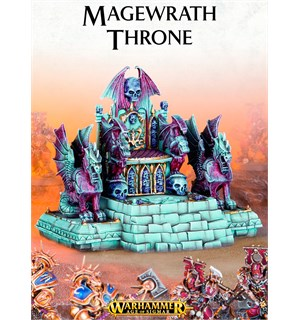Magewrath Throne Warhammer Age of Sigmar
