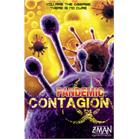 Pandemic Contagion Brettspill