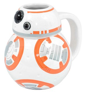Star Wars Episode 7 BB-8 3D  Kopp 12 cm høy 3 dl.
