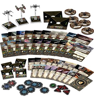 Star Wars X-Wing Most Wanted Exp. Expansion/Tilleggspakke
