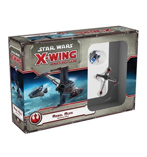 Star Wars X-Wing Rebel Aces Expansion/Tilleggspakke
