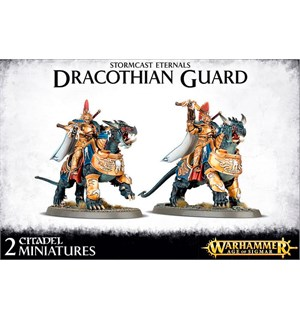 Stormcast Eternals Dracothian Guard Warhammer Age of Sigmar