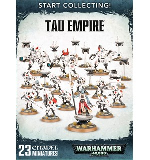 Tau Empire Start Collecting! Warhammer 40K