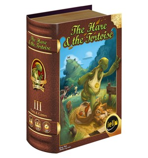 The Hare and the Tortoise Brettspill Et spill i Tales & Games serien