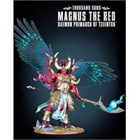 Thousand Sons Magnus the Red Warhammer 40K