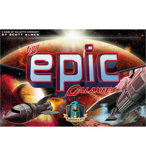 Tiny Epic Galaxies Brettspill