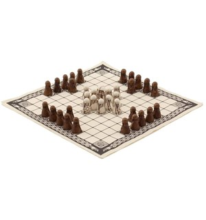 Vikingspillet Hnefatafl Brettspill The Viking Game Board Game