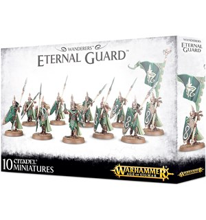 Wanderers Eternal Guard Warhammer Age of Sigmar