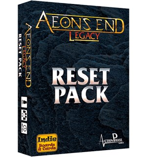 Aeons End Legacy Reset Pack Expansion Utvidelse til Aeons End Legacy