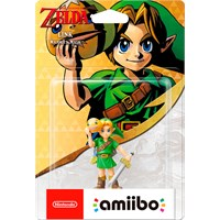 Amiibo Figur Link Majoras Mask The Legend of Zelda Collection