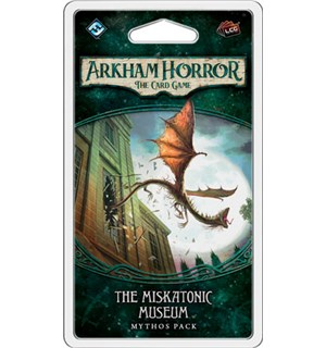 Arkham Horror TCG Miskatonic Museum Exp Utvidelse til Arkham Horror Card Game