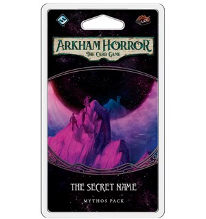 Arkham Horror TCG The Secret Name Exp Utvidelse til Arkham Horror Card Game