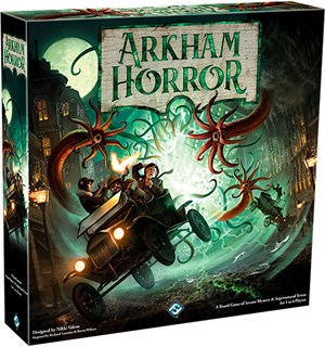 Arkham Horror Third Edition Brettspill