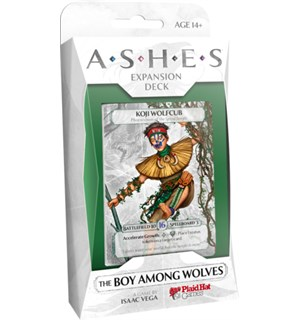 Ashes Boy Among Wolves Expansion Utvidelse til Ashes