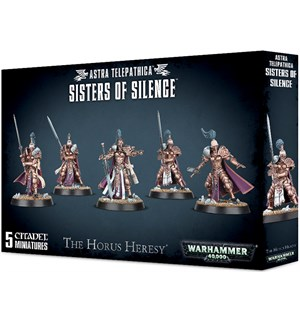Astra Telepathica Sisters of Silence Warhammer 40K / The Horus Heresy