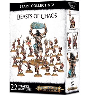 Beasts of Chaos Start Collecting Warhammer Age of Sigmar