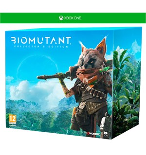 Biomutant Collectors Edition Xbox One