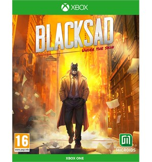 Blacksad Under the Skin LE Xbox One Limited Edition