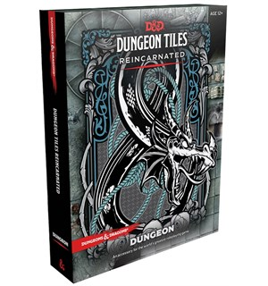 D&D Dungeon Tiles Dungeon Dungeons & Dragons Reincarnated