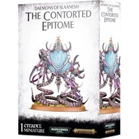 Daemons of Slaanesh Contorted Epitome Warhammer 40K / Age of Sigmar