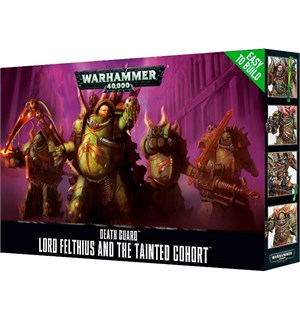Death Guard Lord Felthius (ETB) Easy to Build The Taint Cohort