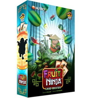 Fruit Ninja Card Master Kortspill