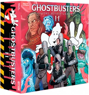 Ghostbusters 2 Board Game Brettspill