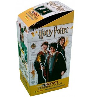 Harry Potter Contact Samlekort Display 24 boosterpakker - 5 kort per pakke
