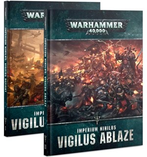 Imperium Nihilus Collection The War for Vigilus