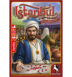 Istanbul Dice Game Terningspill