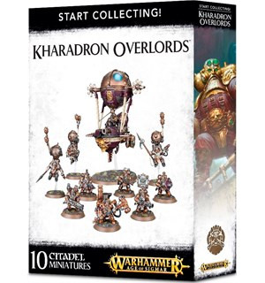Kharadron Overlords Start Collecting Warhammer Age of Sigmar