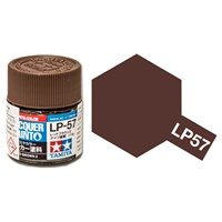 Lakkmaling LP-57 Red Brown 2 Tamiya 82157 - 10ml