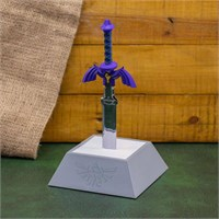 Legend of Zelda Lampe Master Sword 30 cm