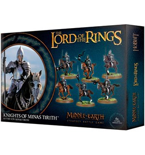 Lord of the Rings Knights of Minas Tirit Middle-Earth Strategy Battle Game