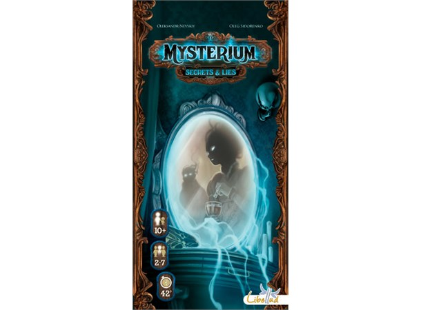 Mysterium Secret & Lies Expans...