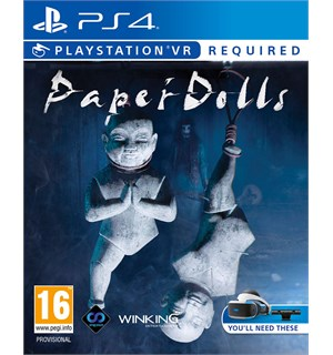 Paper Dolls PS4 Krever PlayStation VR